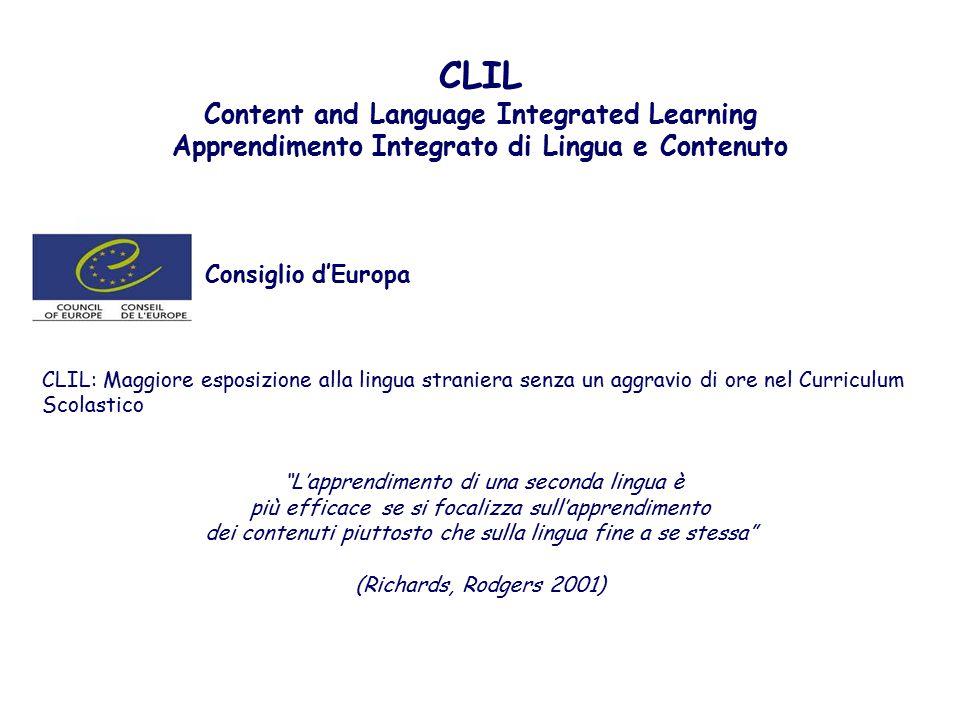 METODOLOGIA (4)  INTEGRATING LANGUAGE SKILLS Integrazione delle Abilità Linguistiche Perché.