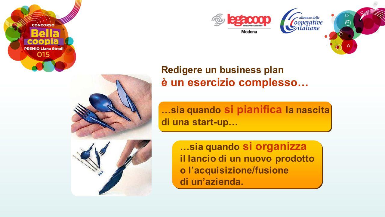 Redigere un business plan è un esercizio complesso… …sia quando si pianifica la nascita di una start-up… …sia quando si organizza il lancio di un nuovo prodotto o l'acquisizione/fusione di un'azienda.