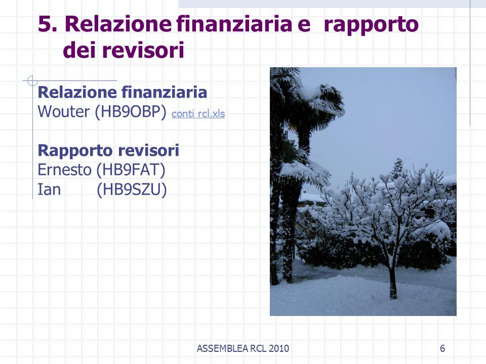 ASSEMBLEA RCL 20106 5.