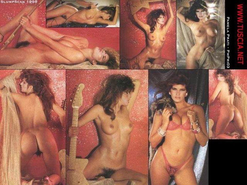 …una splendida Pamela Prati