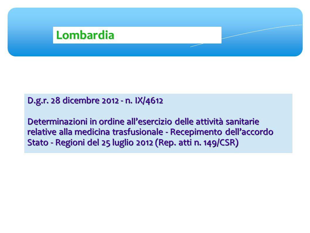 LEGGE 21 ottobre 2005, n.219 Nuova disciplina delle attivita trasfusionali e della produzione nazionale degli emoderivati.