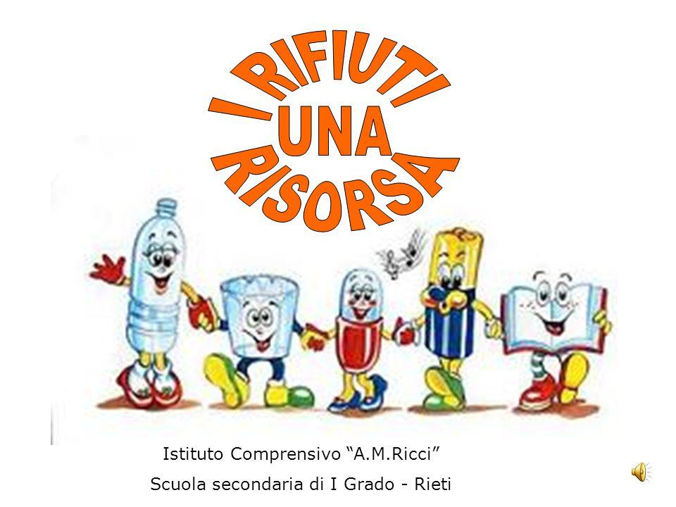 """Istituto Comprensivo """"A.M.Ricci"""" Scuola secondaria di I Grado - Rieti"""