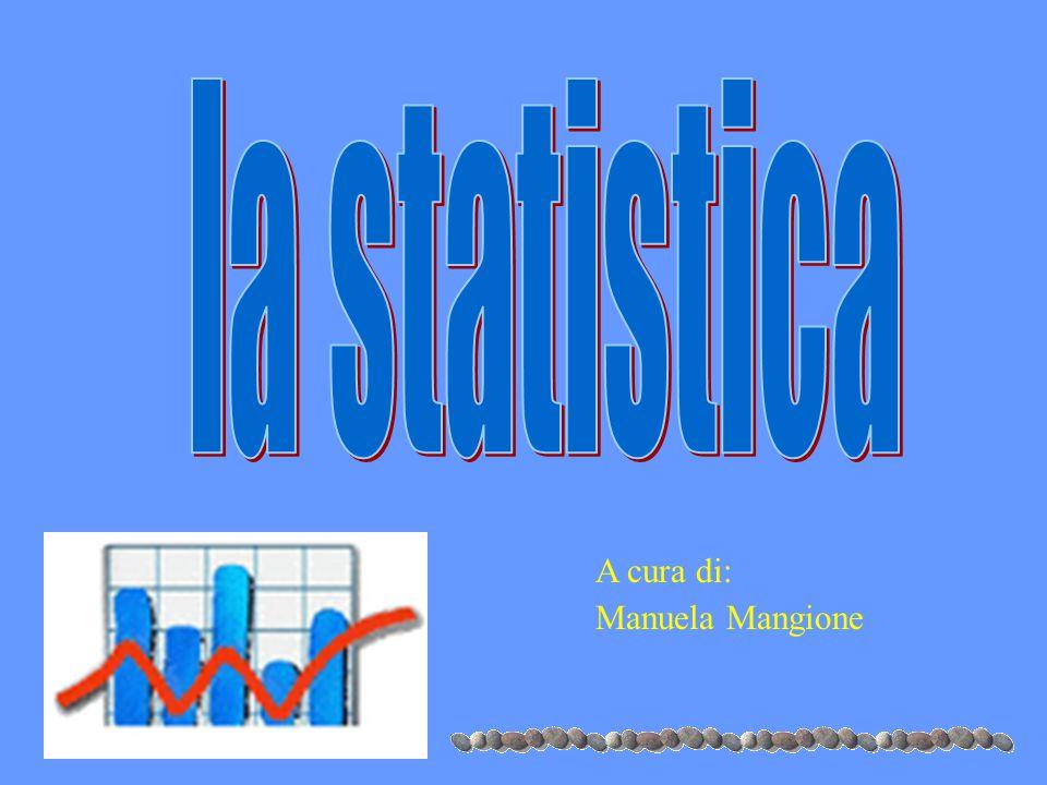 ELABORAZIONE DEI DATI Medie di posizione: Mediana Distribuzioni per classi: 400/2= 200 Me= 40 + x 48:114=x:10 x = 4,21 Me = 44,21 Ipotesi:i dati si distribuiscono all'interno della classe in modo uniforme