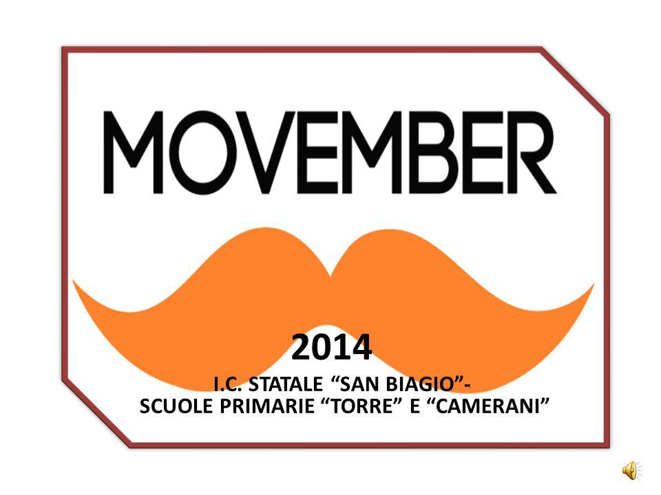 IL RUGBY E' SOLIDARIETA'… Ottobre 2014 : preparativi per il Movember Romagnolo Il Romagna Rugby F.C.
