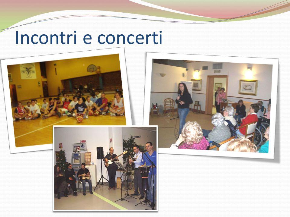 Incontri e concerti