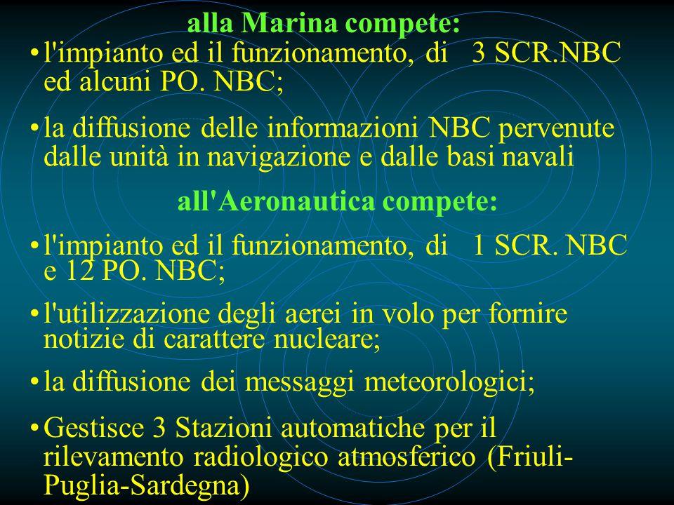 l impianto ed il funzionamento, di 3 SCR.NBC ed alcuni PO.