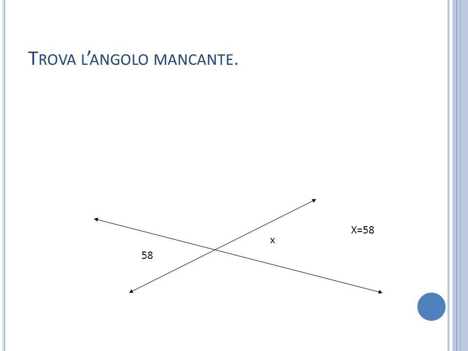 86° 94° T ROVA L ' ANGOLO MANCANTE.