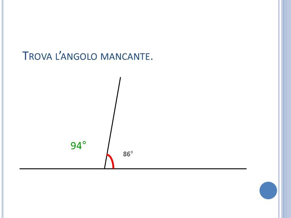 18° 162° T ROVA L ' ANGOLO MANCANTE.