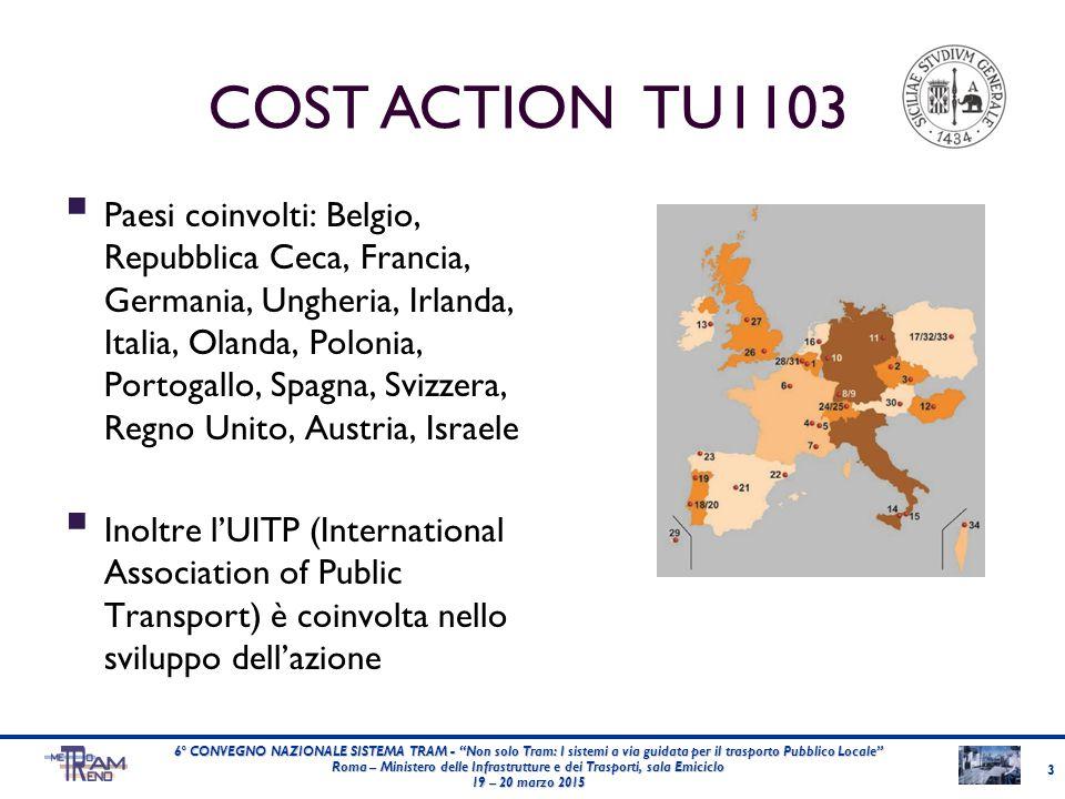 """3 6° CONVEGNO NAZIONALE SISTEMA TRAM - """"Non solo Tram: I sistemi a via guidata per il trasporto Pubblico Locale"""" Roma – Ministero delle Infrastrutture"""