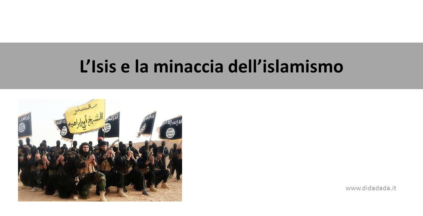Le critiche all'ISIS da parte degli studiosi islamici Centoventi saggi dell'Islam hanno scritto una lettera pubblica in cui contestano l'ISIS.