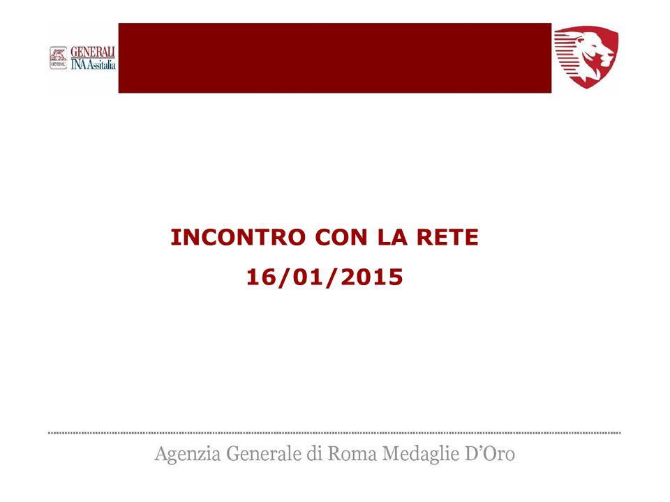 INCONTRO CON LA RETE 16/01/2015