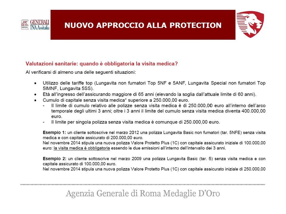 NUOVO APPROCCIO ALLA PROTECTION