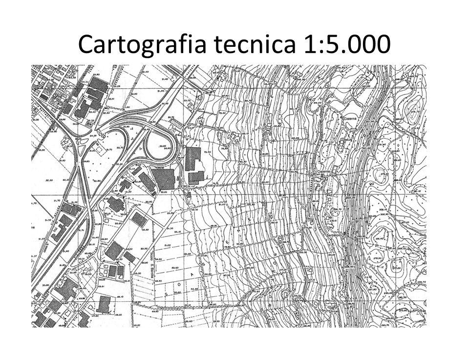 Cartografia tecnica 1:5.000