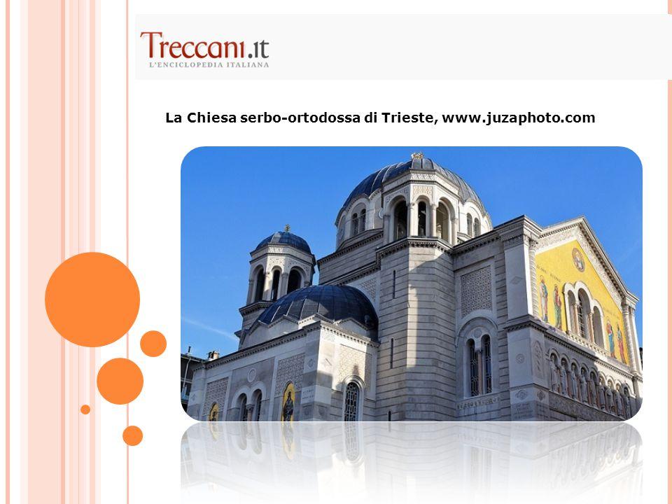 La Chiesa serbo-ortodossa di Trieste, www.juzaphoto.com