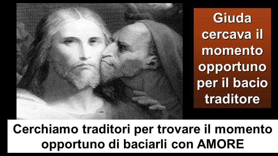 SINEDRIO Allora Giuda Iscariota, uno dei Dodici, si recò dai capi dei sacerdoti per consegnare loro Gesù.
