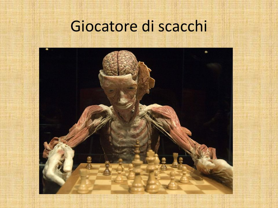 Giocatore di scacchi