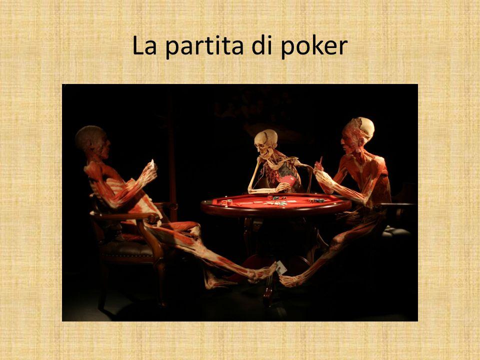 La partita di poker