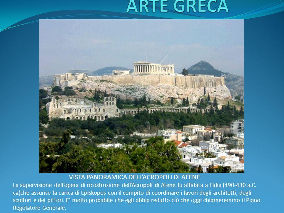 ACROPOLI DI ATENE- TEMPIO DI ATHENA NIKE(421-406 a.C.) Il piccolo edificio dedicato alla dea della vittoria, è un tempietto anfipròstilo e tetràstilo.