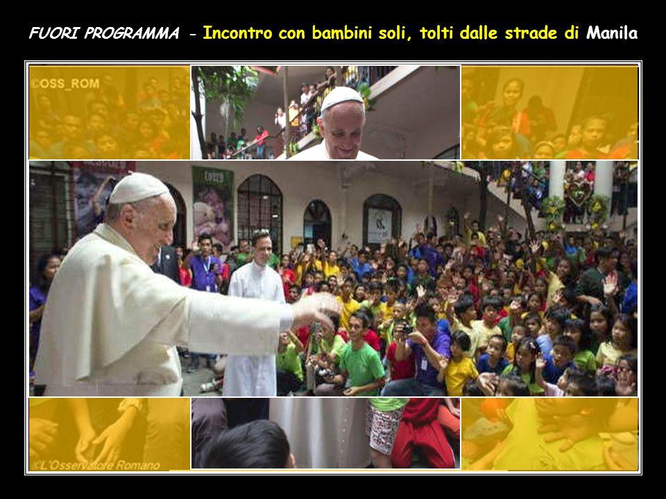 CONCLUSIONE Santa Messa nella Cattedrale dell'Immacolata Concezione