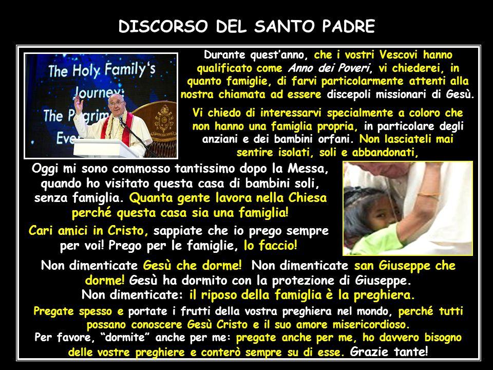 DISCORSO DEL SANTO PADRE Penso al Beato Paolo VI.