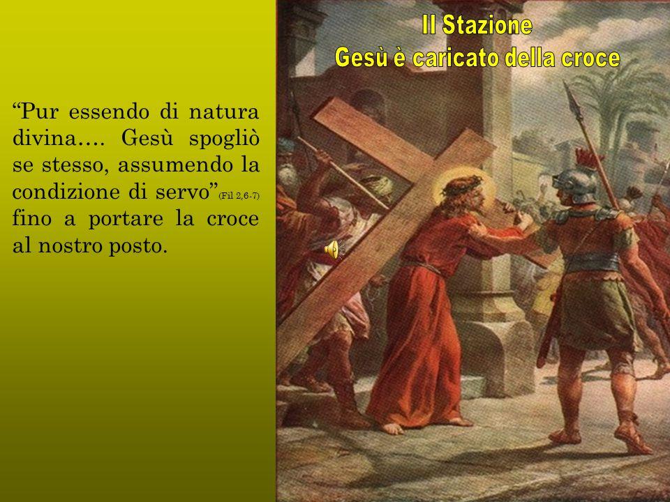 Per confondere i sapien- ti inorgogliti, Dio decide di salvare il mondo me- diante la follia della croce.