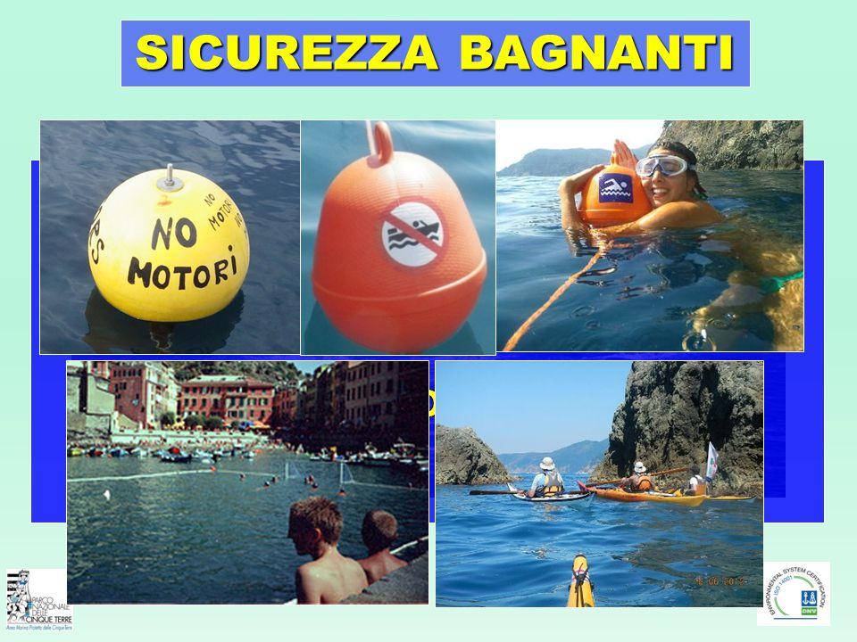 SICUREZZA BAGNANTI