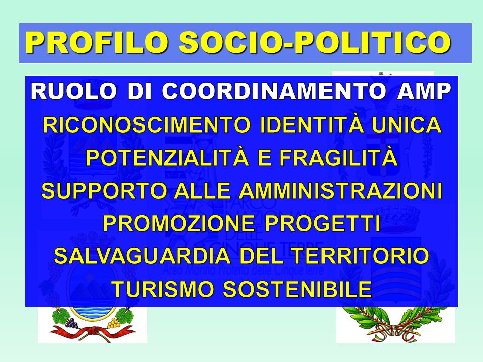 PROFILO SOCIO-POLITICO
