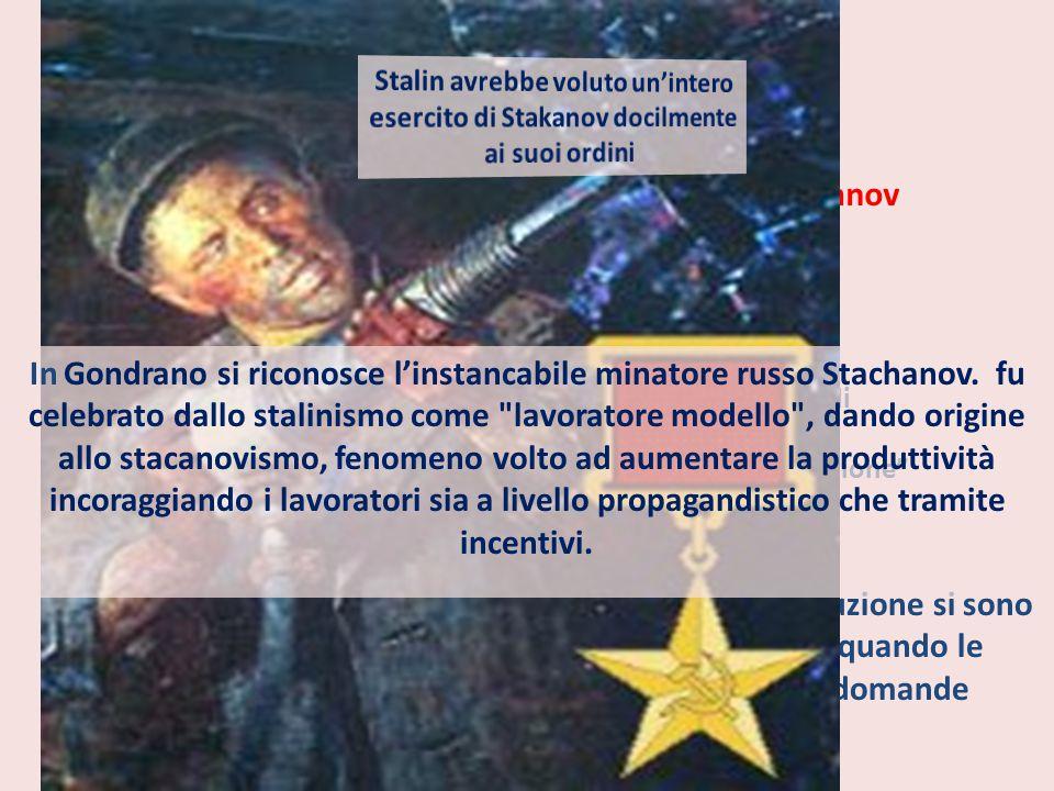 Gondrano (Boxer) = La gente comune e Stakanov Crede sinceramente nella rivoluzione e si fida di Napoleon Si ammazza di lavoro per il successo della Fa