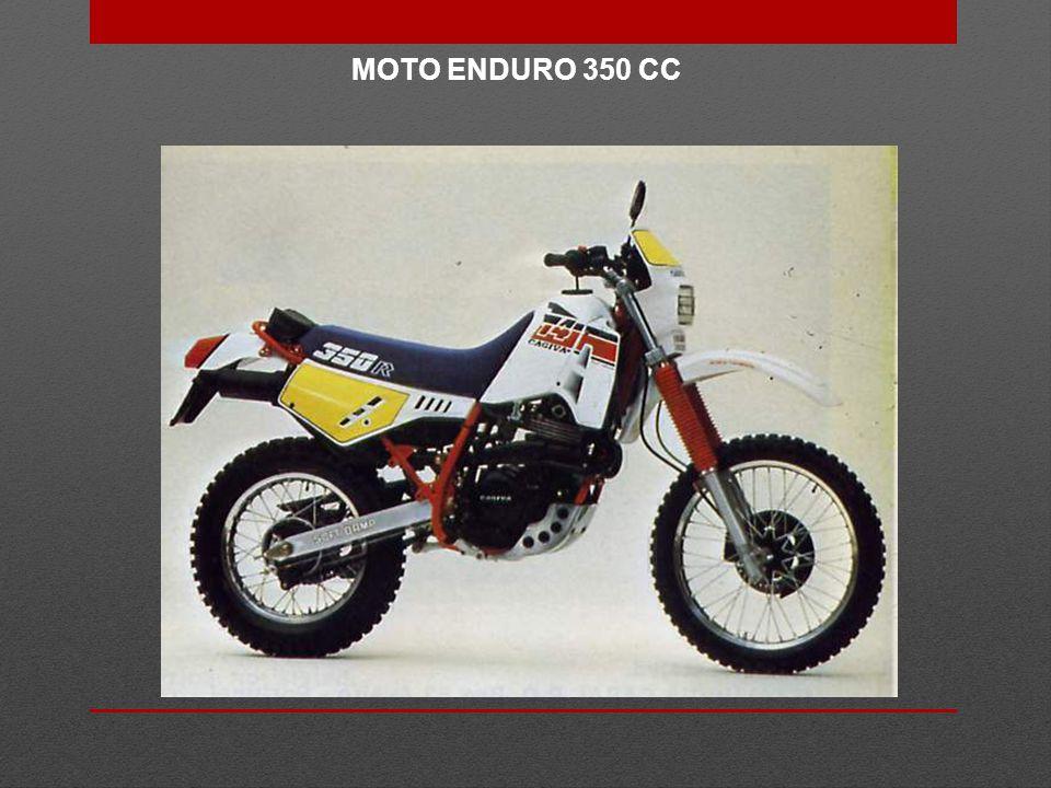 MOTO ENDURO 350 CC