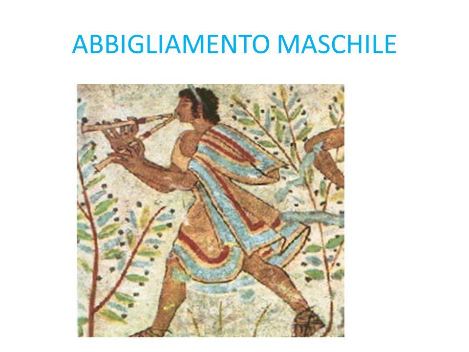 ABBIGLIAMENTO MASCHILE