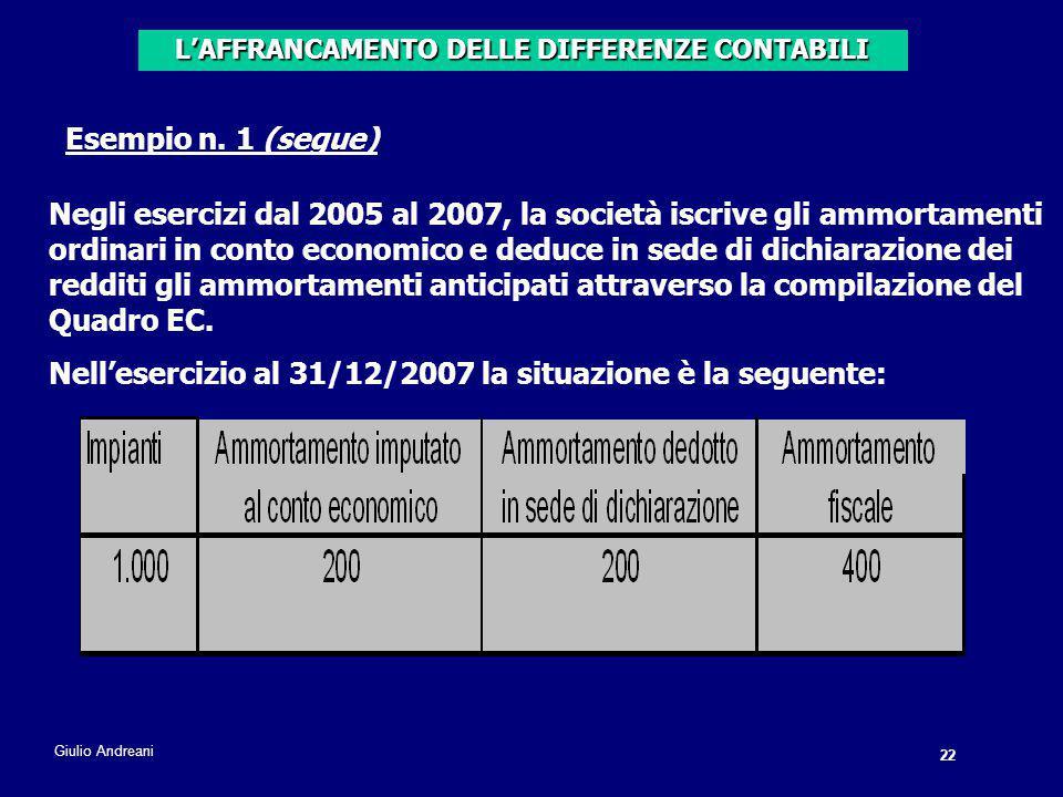22 Giulio Andreani Esempio n.