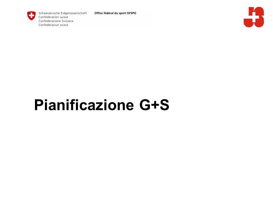 Pianificazione G+S