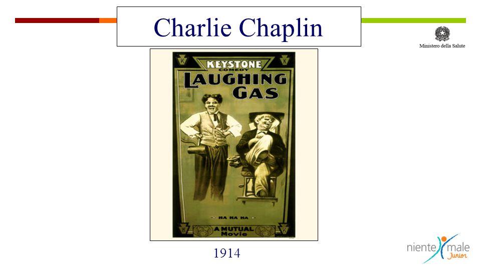 Charlie Chaplin 1914