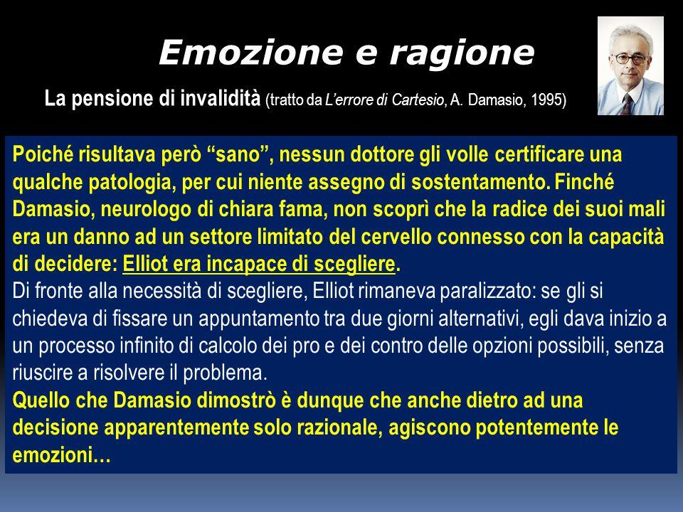 5 Cosa sono le emozioni.