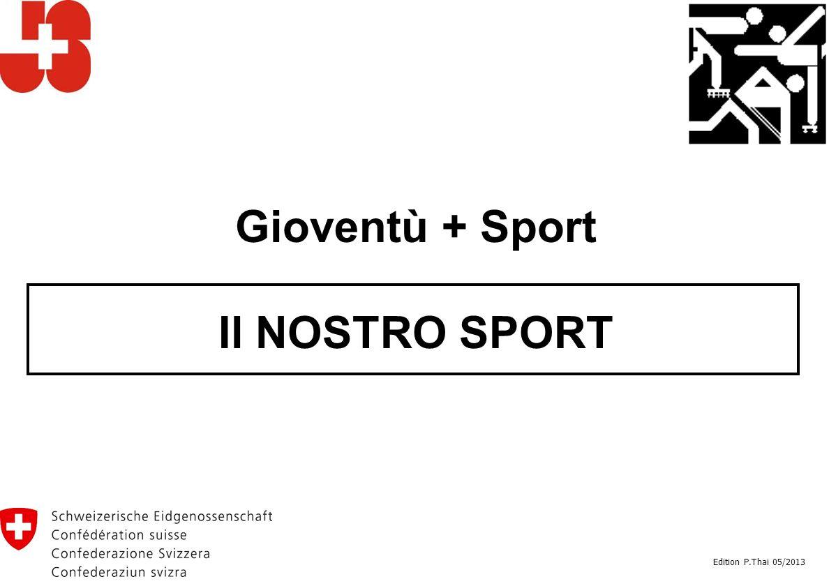 Gioventù + Sport Il NOSTRO SPORT Edition P.Thai 05/2013