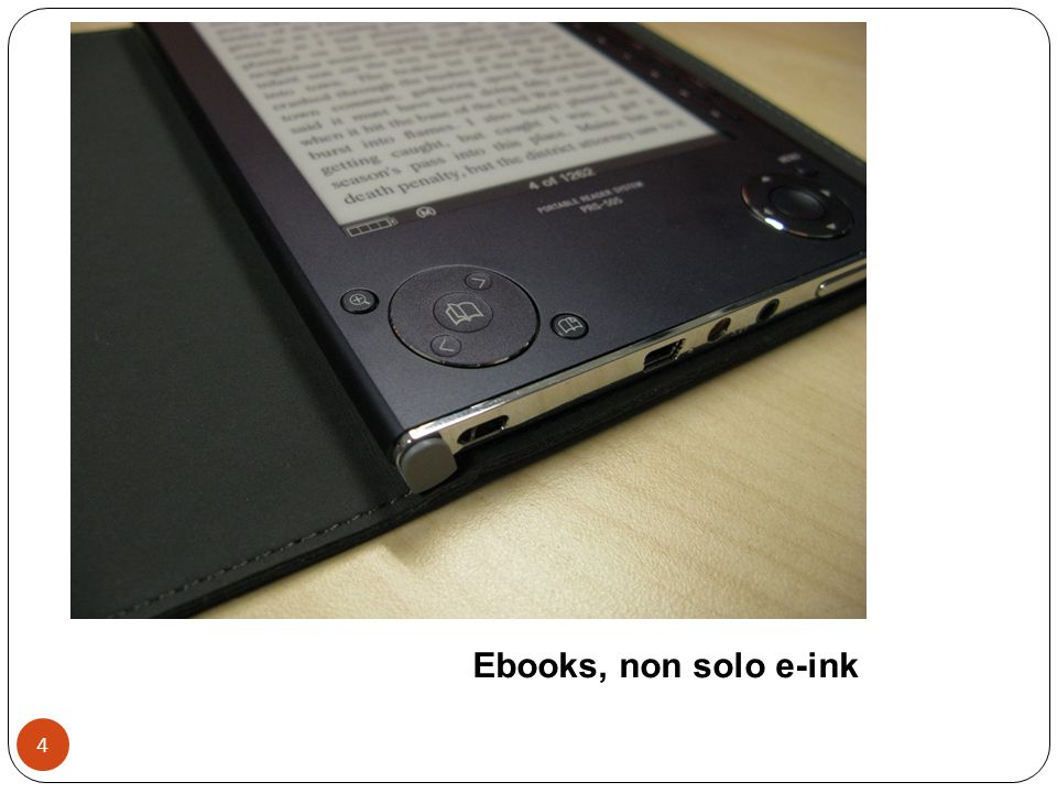 Ebooks, non solo e-ink 4