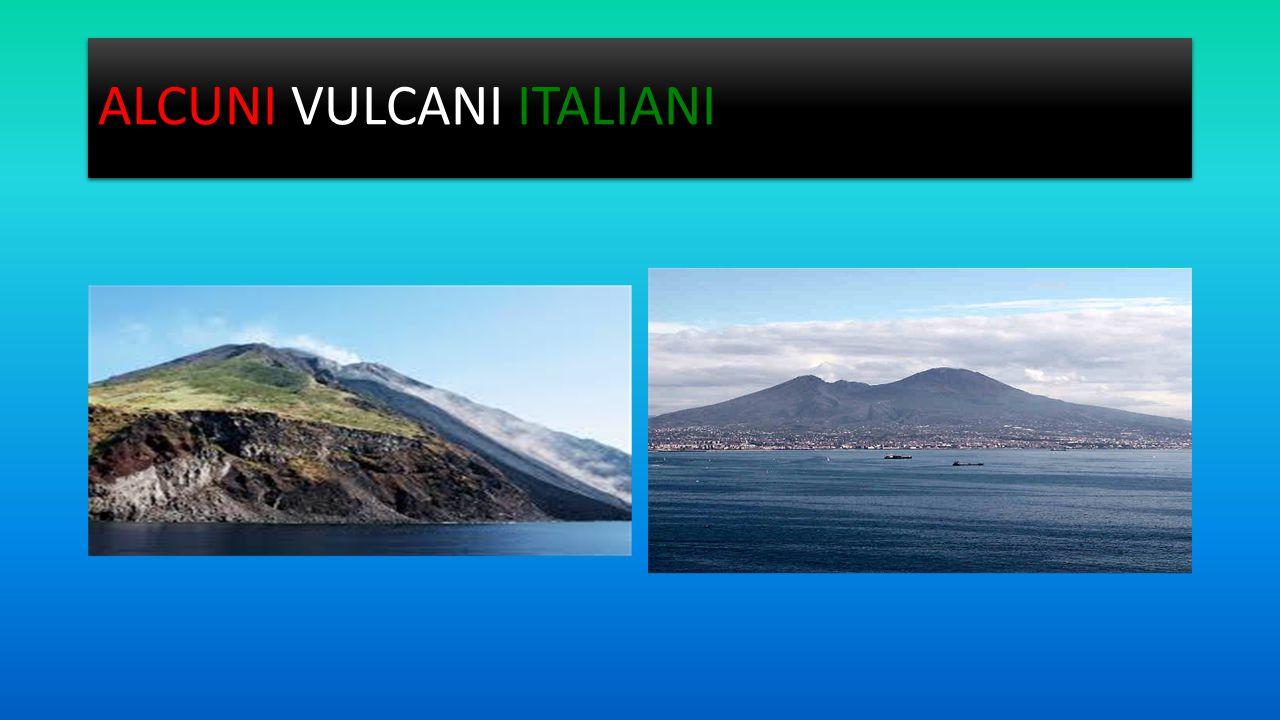 LO STROMBOLI Lo Stromboli è un vulcano esplosivo e le sue eruzioni avvengono con una frequenza media di circa una ogni ora.