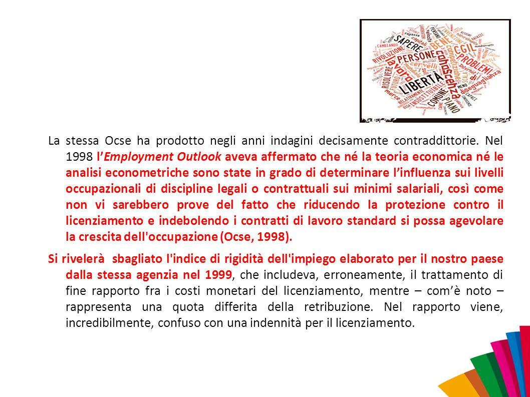 Riscrivere il contratto di lavoro superando l attuale bipartizione ripartendo dagli studi di Massimo D Antona.