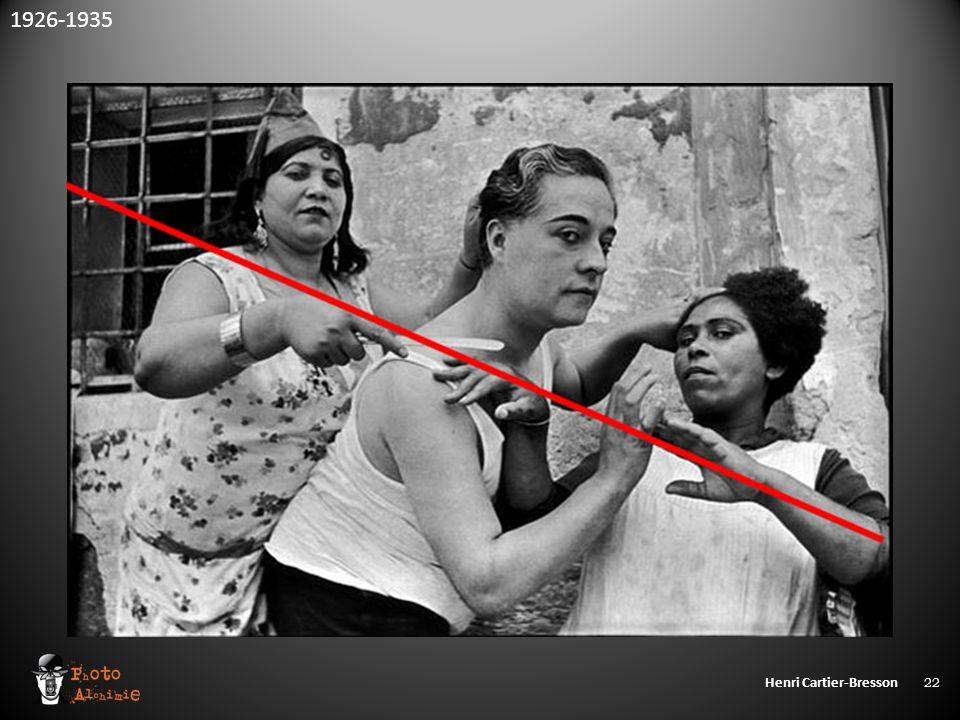 Henri Cartier-Bresson 22 1926-1935
