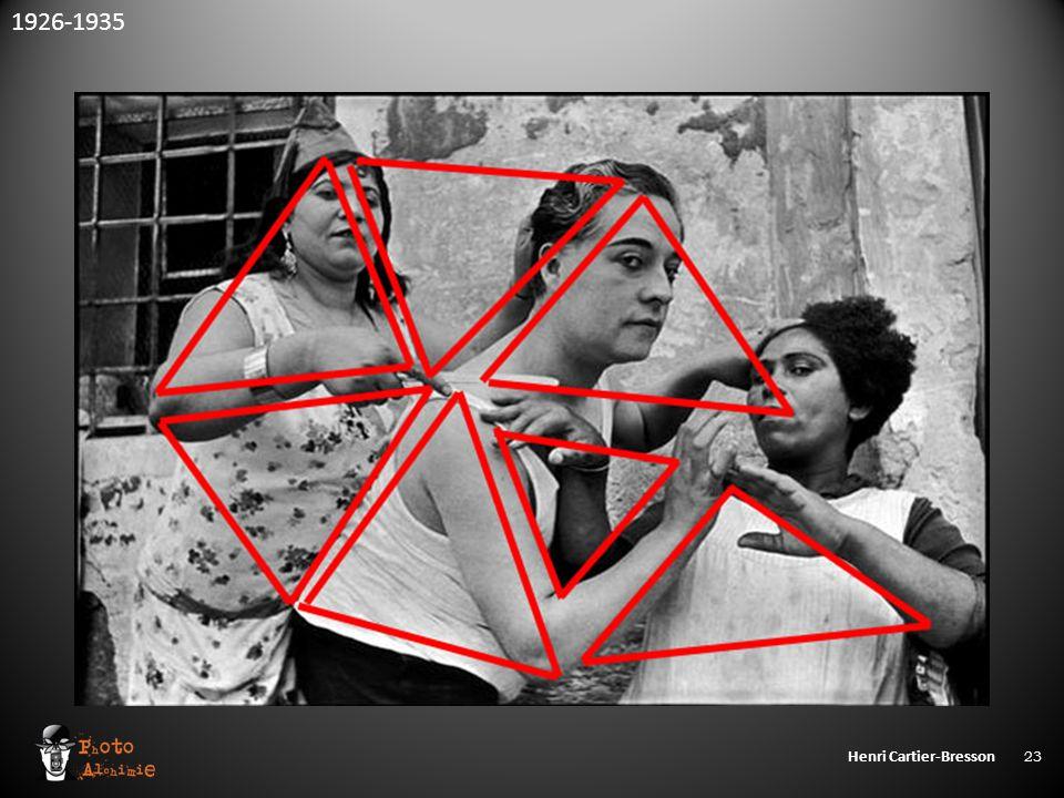 Henri Cartier-Bresson 23 1926-1935