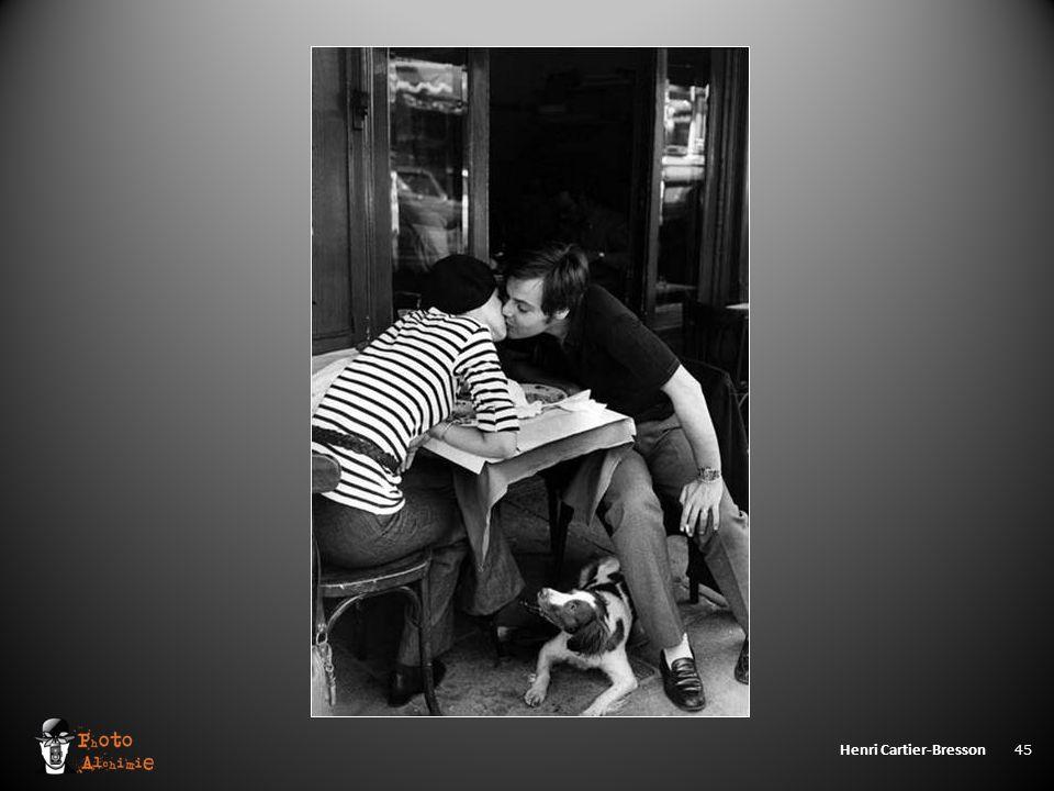 Henri Cartier-Bresson 45