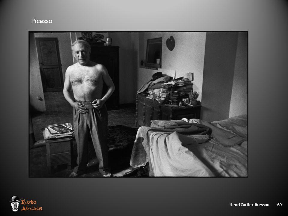 Henri Cartier-Bresson 69 Picasso