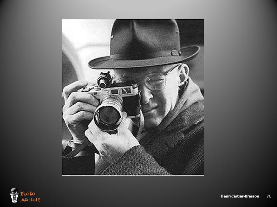 Henri Cartier-Bresson 76