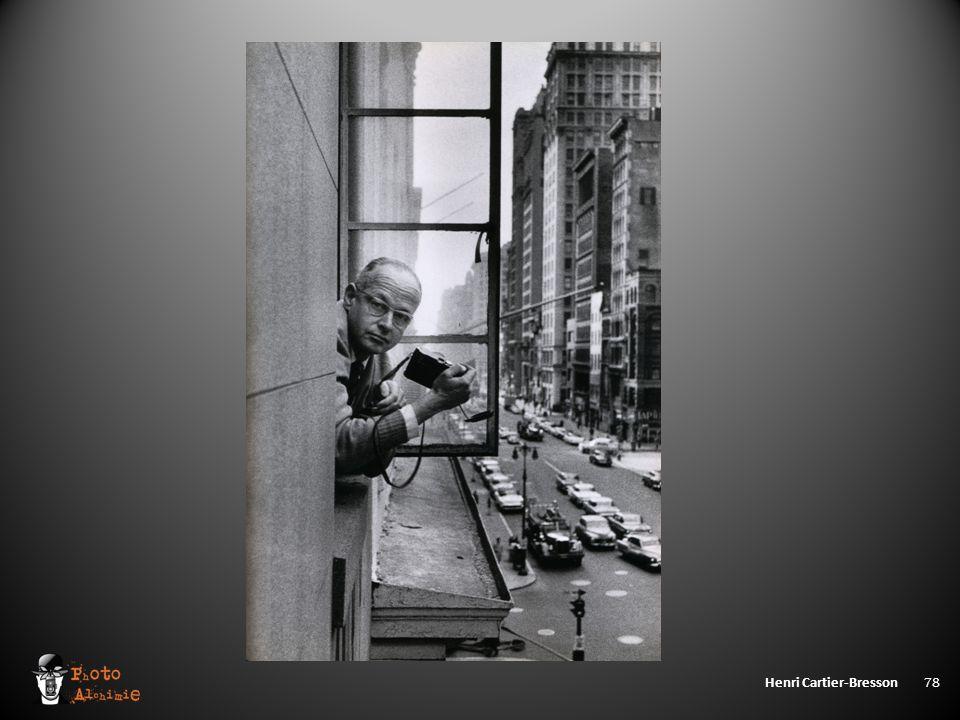 Henri Cartier-Bresson 78