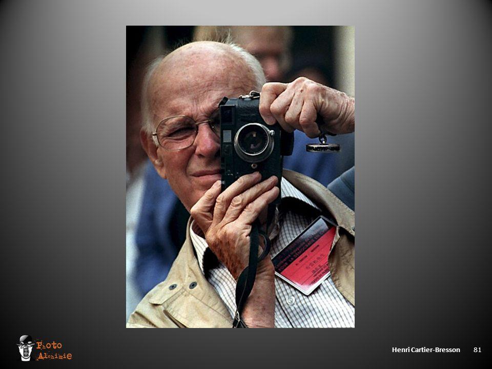 Henri Cartier-Bresson 81