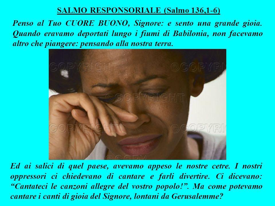 Proprio a 70 anni esatti dalla deportazione infatti, il Signore fece sorgere Ciro, re di Persia, che conquistando Babilonia proclamò: Il Dio del cielo mi ha concesso di conquistare l'impero babilonese.