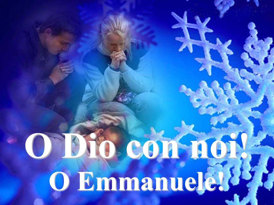 E' questo il tempo che con desiderio ineffabile tutti i santi fin dall'origine del mondo aspettavano… Dio è dunque con noi!
