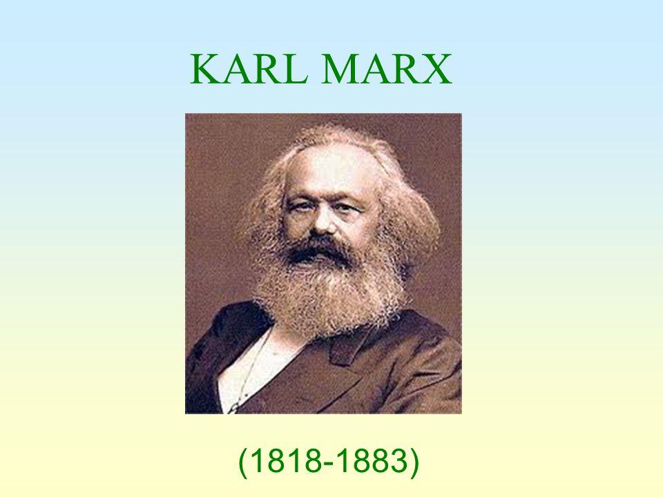 DOTTRINA DI KARL MARX: 1.LARGA DIFFUSIONE 2.INFLUENZATO VITA SOCIALE POLITICA E CULTURALE DI MOLTI STATI