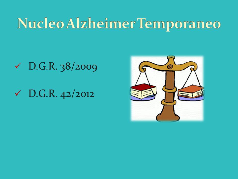 D.G.R. 38/2009 D.G.R. 42/2012
