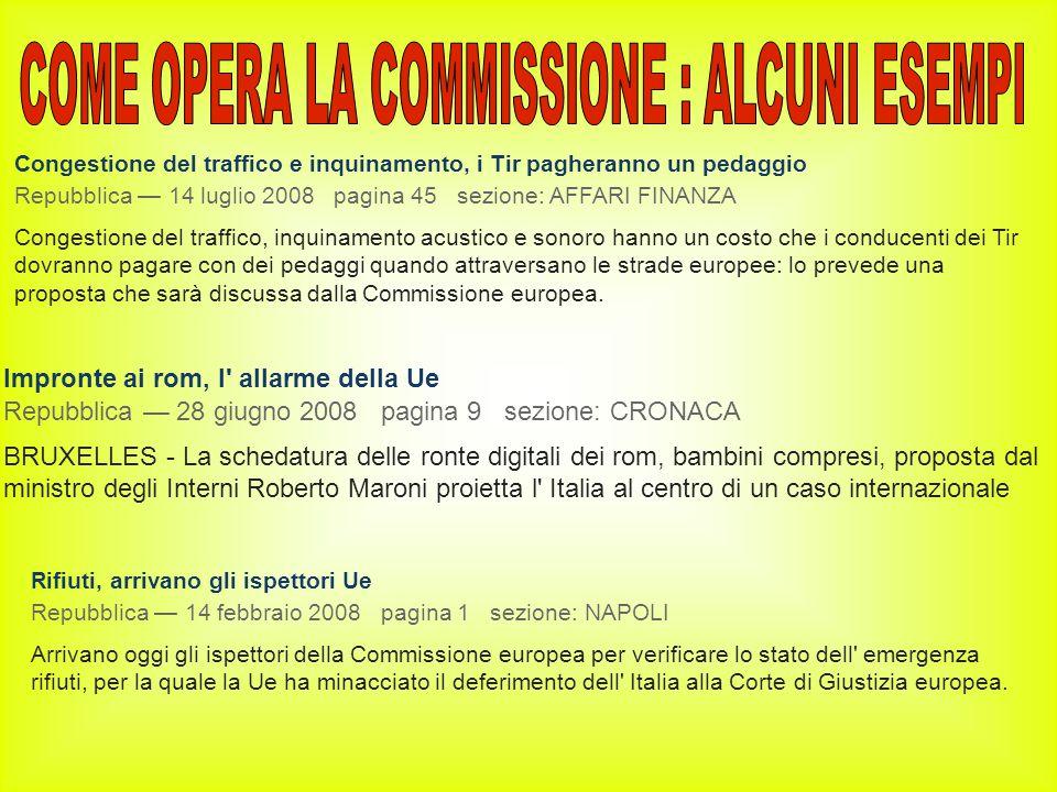Impronte ai rom, l' allarme della Ue Repubblica — 28 giugno 2008 pagina 9 sezione: CRONACA BRUXELLES - La schedatura delle ronte digitali dei rom, bam